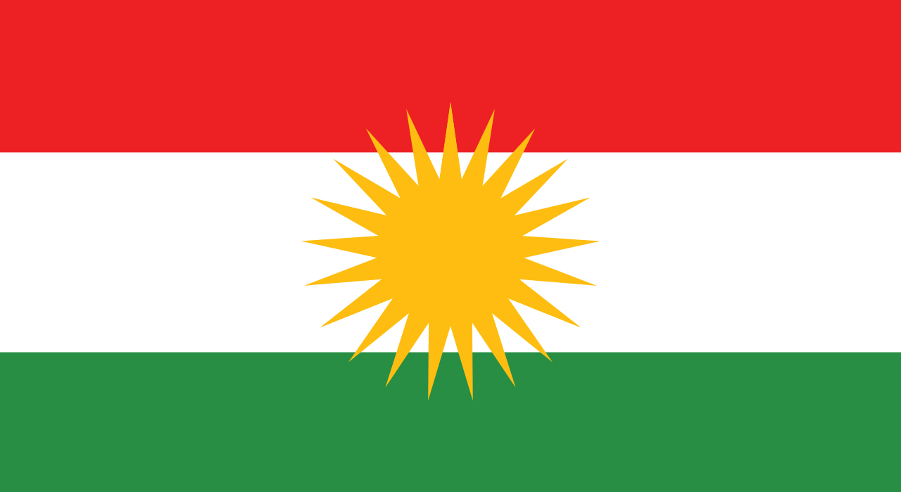 Photo of علم كوردستان